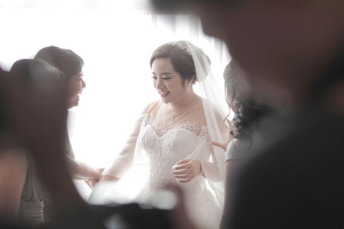 THE WEDDING OF YOSEA & CEIN by Alluvio - 009