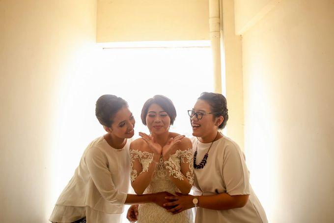 Taufan & Dessy Wedding by Cerita Kita Organizer - 006