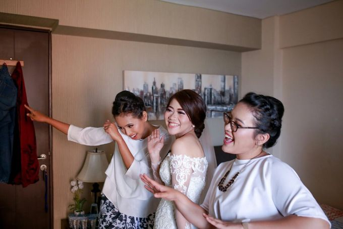 Taufan & Dessy Wedding by Cerita Kita Organizer - 007