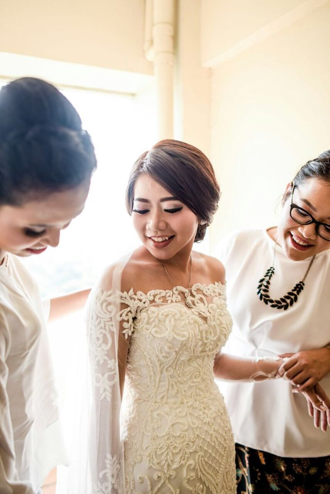 Taufan & Dessy Wedding by Cerita Kita Organizer - 008