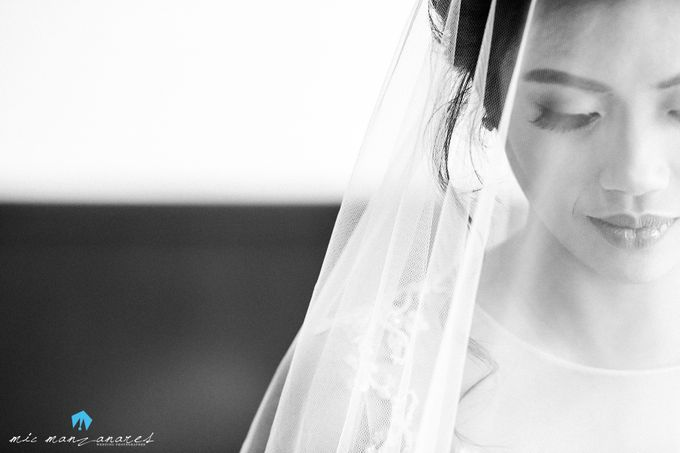 Kenneth and Kay Wedding by MIC MANZANARES PHOTOGRAPHY - 006