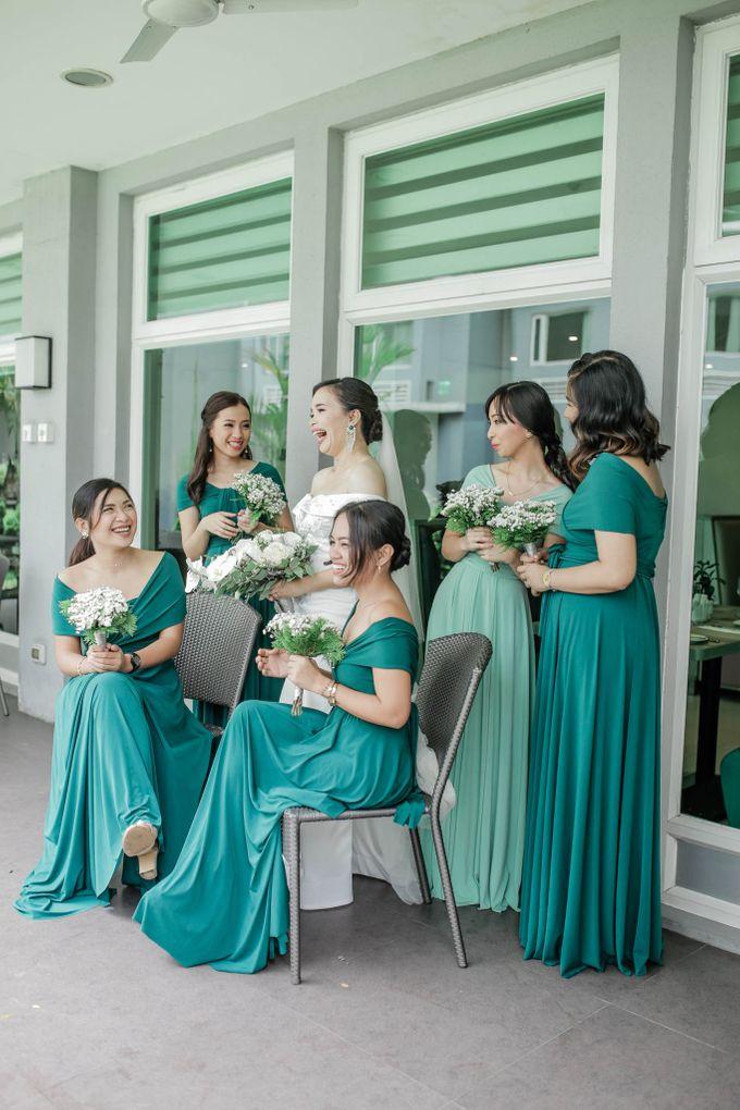 A Fresh and Modern Minimalist Iglesia Ni Cristo Wedding by Eye Candy Manila Event Styling Co. - 034
