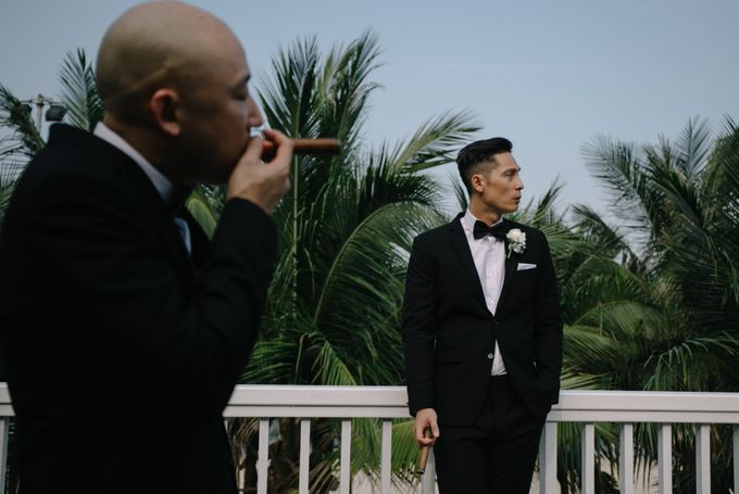 Cath and Sid wedding day in Hoi An Vietnam | Ruxat Vietnam wedding photographer by Ruxat Photography - 030