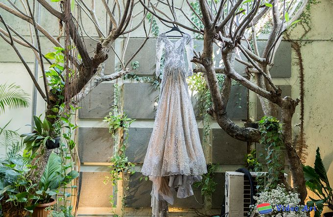 Wedding Aisa & Pras by Video Art - 040