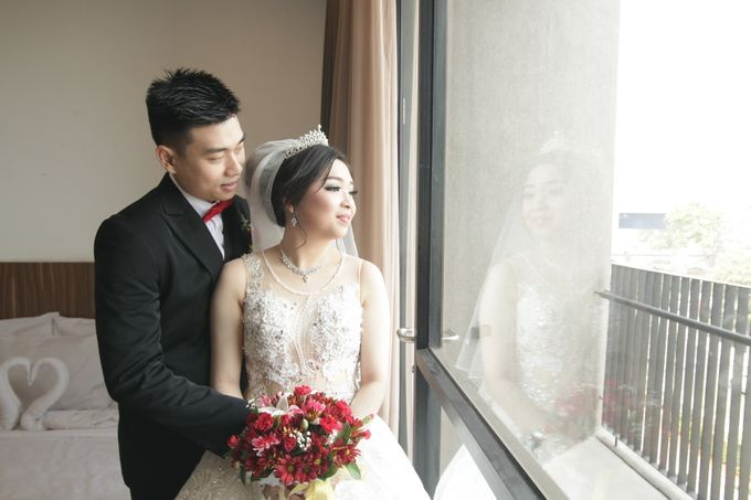 Weddding day of Robby & Yohana at Angke Restaurant Kelapa Gading by Angke Restaurant & Ballroom Jakarta - 004