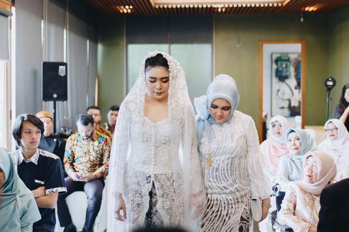 Ardhan & Dhea - Wedding by Flowr Photography - 002