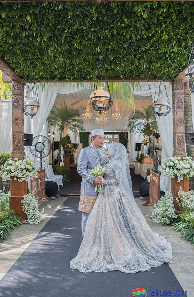 Wedding Aisa & Pras by Video Art - 044