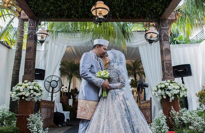 Wedding Aisa & Pras by Video Art - 046