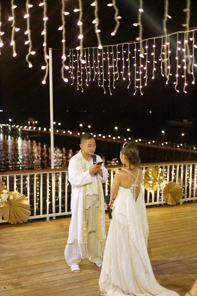 Ayla Dimitri & Rama Wedding at Plataran Komodo by Plataran Indonesia - 043