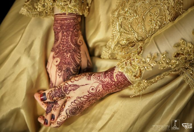 Wedding Latifah & Numair by Ficelle Photography - 002