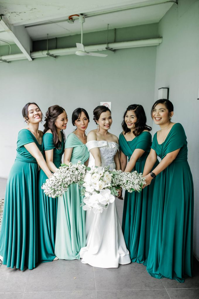 A Fresh and Modern Minimalist Iglesia Ni Cristo Wedding by Eye Candy Manila Event Styling Co. - 038