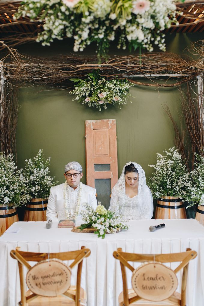 Ardhan & Dhea - Wedding by Flowr Photography - 003