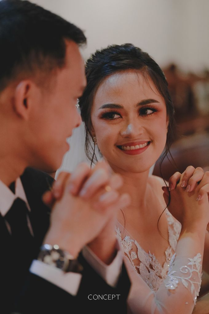 Laura dan Rusman Wedding by Ivone sulistia - 011