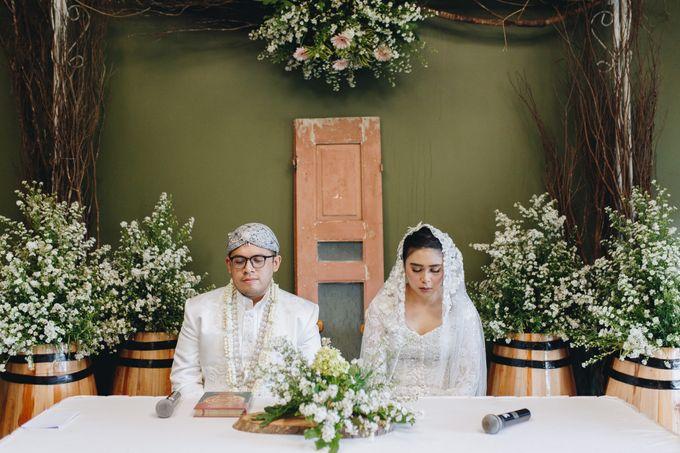 Ardhan & Dhea - Wedding by Flowr Photography - 001