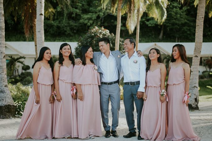 Renz & Jenn Beach Wedding in Romblon by The Fortnight Studios - 018
