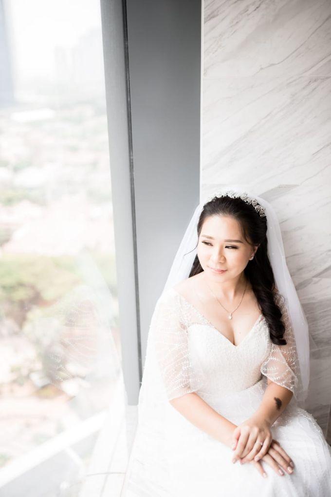 Steffi & Joshua Wedding Day by KYRIA WEDDING - 013