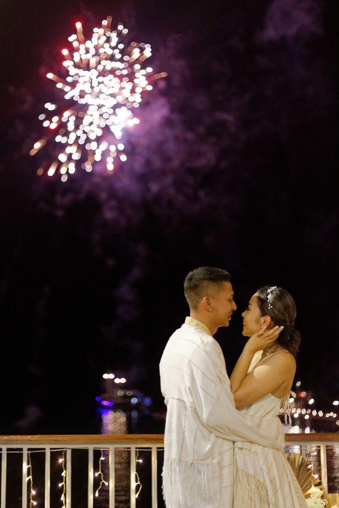 Ayla Dimitri & Rama Wedding at Plataran Komodo by Plataran Indonesia - 044