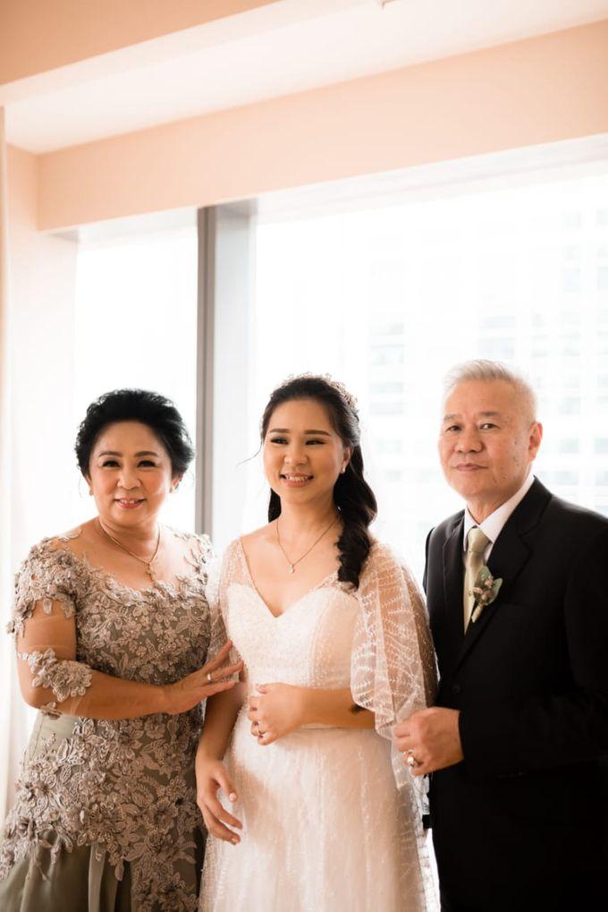 Steffi & Joshua Wedding Day by KYRIA WEDDING - 012