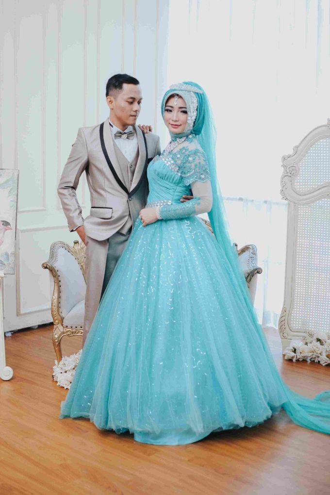 Prewedding Session Indoor Fungky + Ardilla by Coklat Photo Surabaya - 003