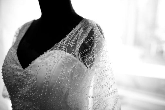 Steffi & Joshua Wedding Day by KYRIA WEDDING - 006