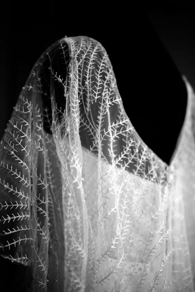 Steffi & Joshua Wedding Day by KYRIA WEDDING - 007