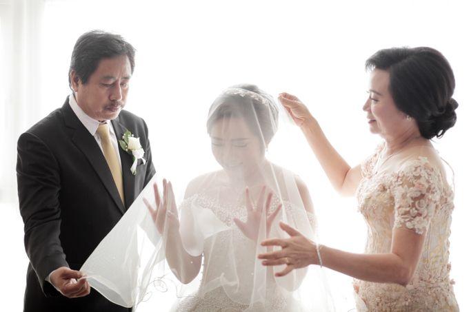 THE WEDDING OF YOSEA & CEIN by Alluvio - 012