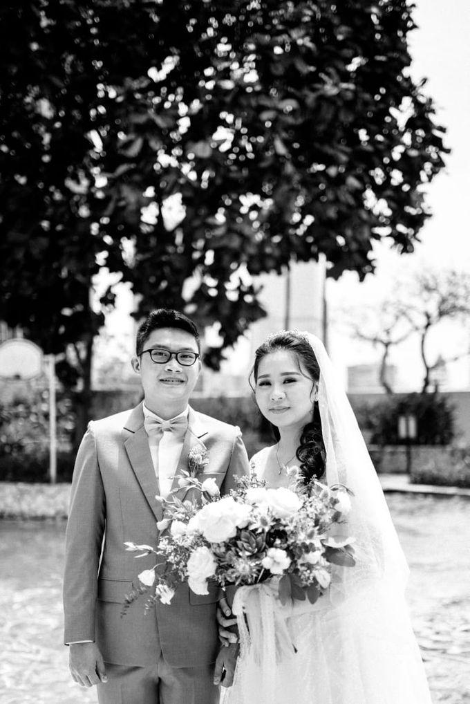 Steffi & Joshua Wedding Day by KYRIA WEDDING - 008