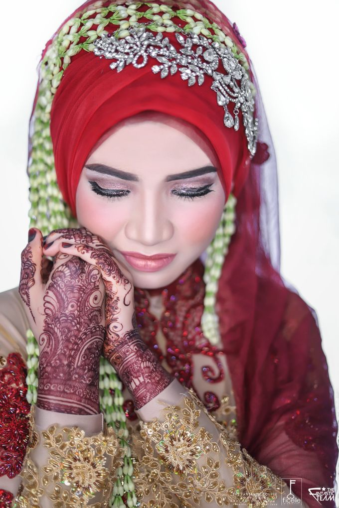 Wedding Latifah & Numair by Ficelle Photography - 006