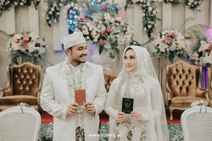 The Wedding Of Cindy & Himawan by alienco photography - 027