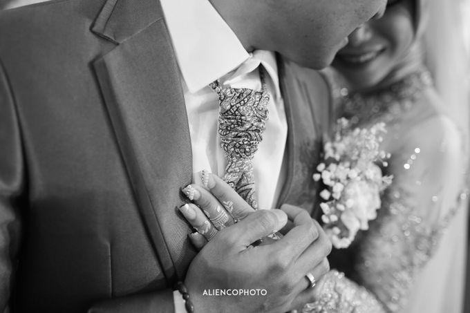 PURI ARDHYA GARINI WEDDING OF ALDY & PUTRI by alienco photography - 046