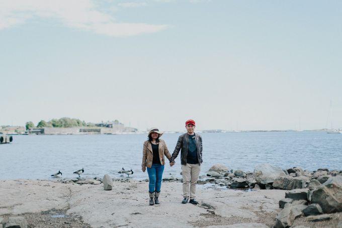 Wahyu & Yudit Pre Wedding at Helsinki by Lumilo Photography - 002