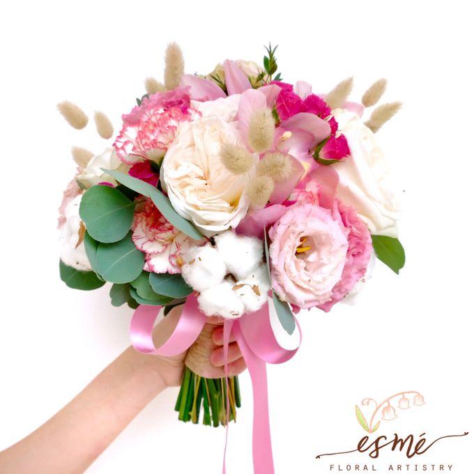 Bridal Bouquet by Esme Floral Artistry - 019