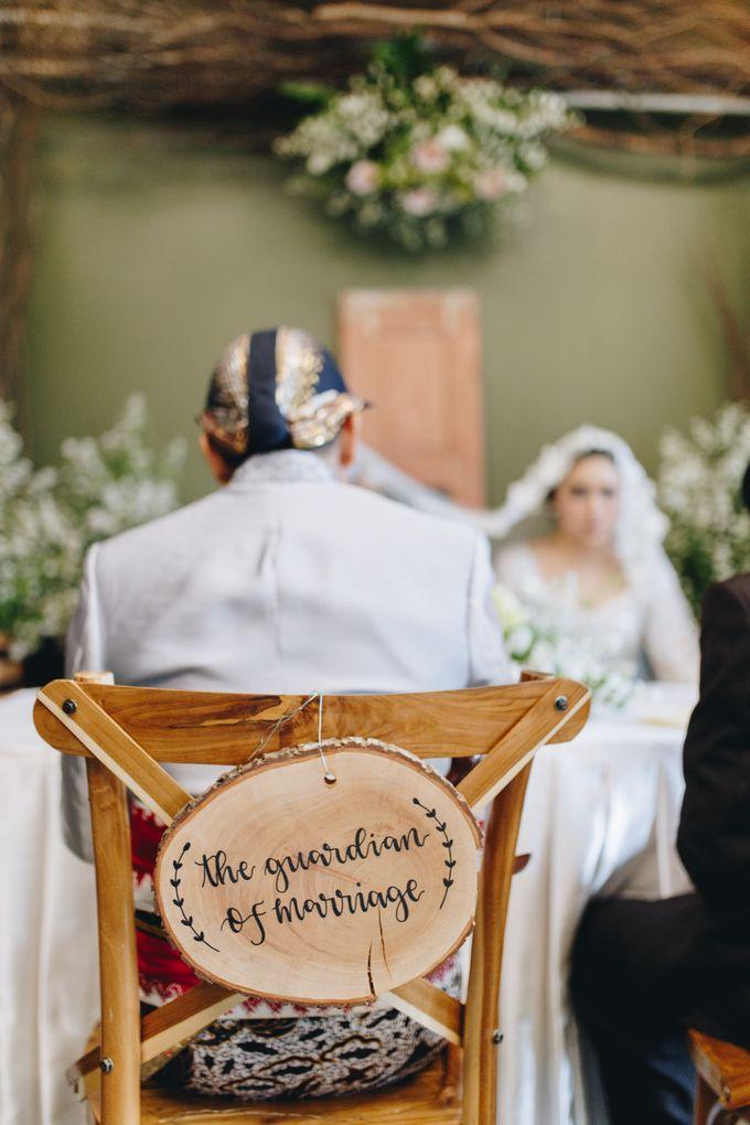 Ardhan & Dhea - Wedding by Flowr Photography - 005