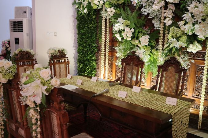 The Wedding Ceremony - Akad Nikah of Puteri & Endra by APH Soundlab - 002