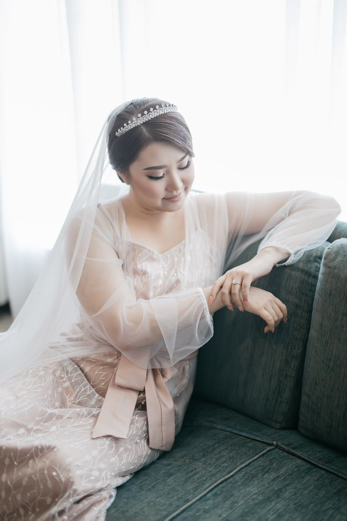 Evan & Brigita Wedding at Hilton by PRIDE Organizer - 034