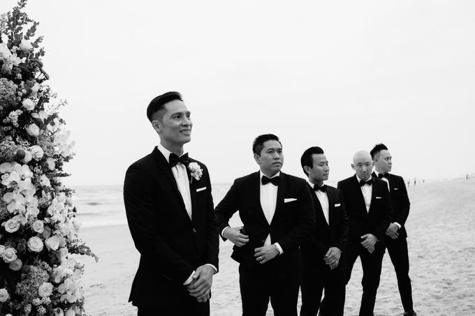 Cath and Sid wedding day in Hoi An Vietnam | Ruxat Vietnam wedding photographer by Anh Phan Photographer | vietnam weddng photographer - 036