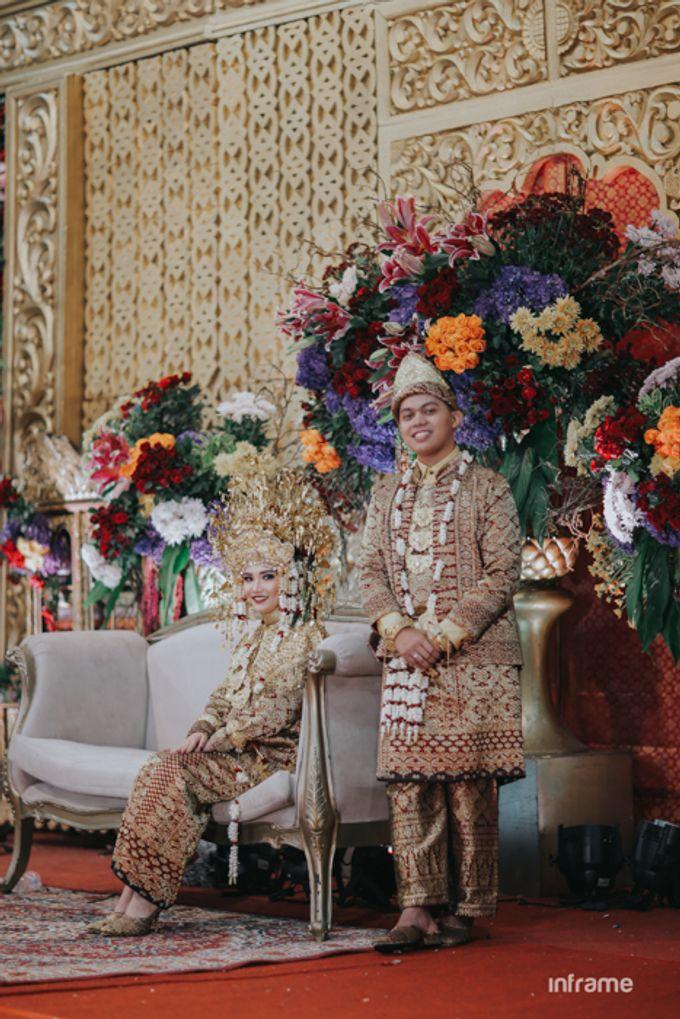Yozha & Weldy Wedding day by Inframe photo video - 036
