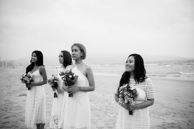 Cath and Sid wedding day in Hoi An Vietnam | Ruxat Vietnam wedding photographer by Anh Phan Photographer | vietnam weddng photographer - 037
