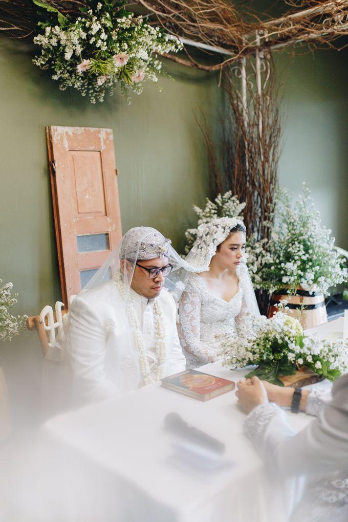Ardhan & Dhea - Wedding by Flowr Photography - 006