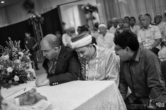 Wedding Latifah & Numair by Ficelle Photography - 008