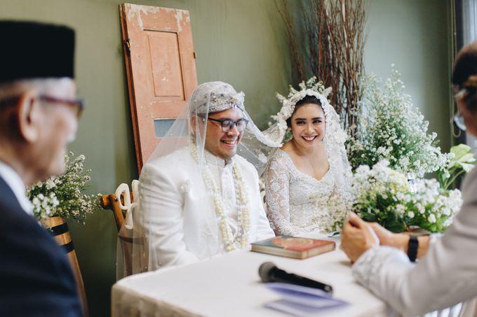 Ardhan & Dhea - Wedding by Flowr Photography - 008