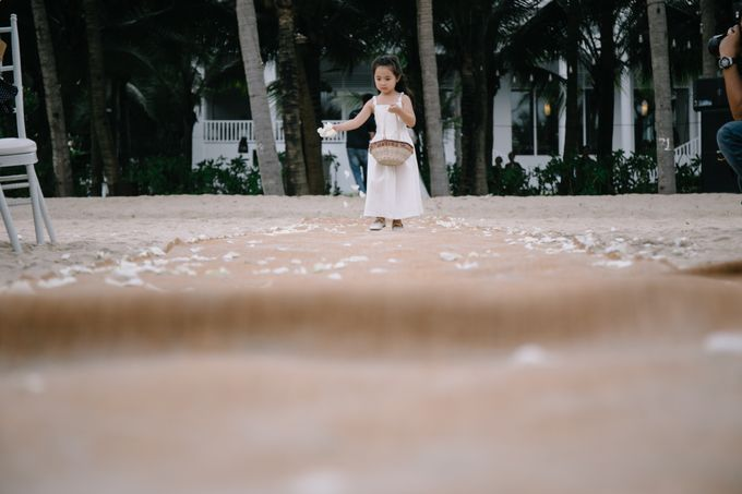 Cath and Sid wedding day in Hoi An Vietnam | Ruxat Vietnam wedding photographer by Anh Phan Photographer | vietnam weddng photographer - 039