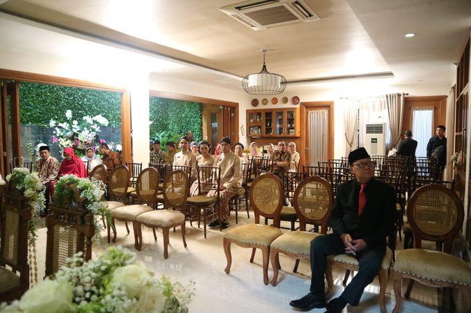 The Wedding Ceremony - Akad Nikah of Puteri & Endra by APH Soundlab - 006