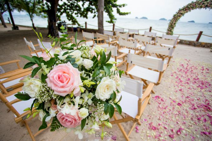 Rob and Michelle wedding at Conrad Koh Samui by BLISS Events & Weddings Thailand - 002