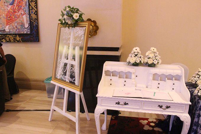 The Wedding of Sita & Flavio by The Trans Resort Bali - 005