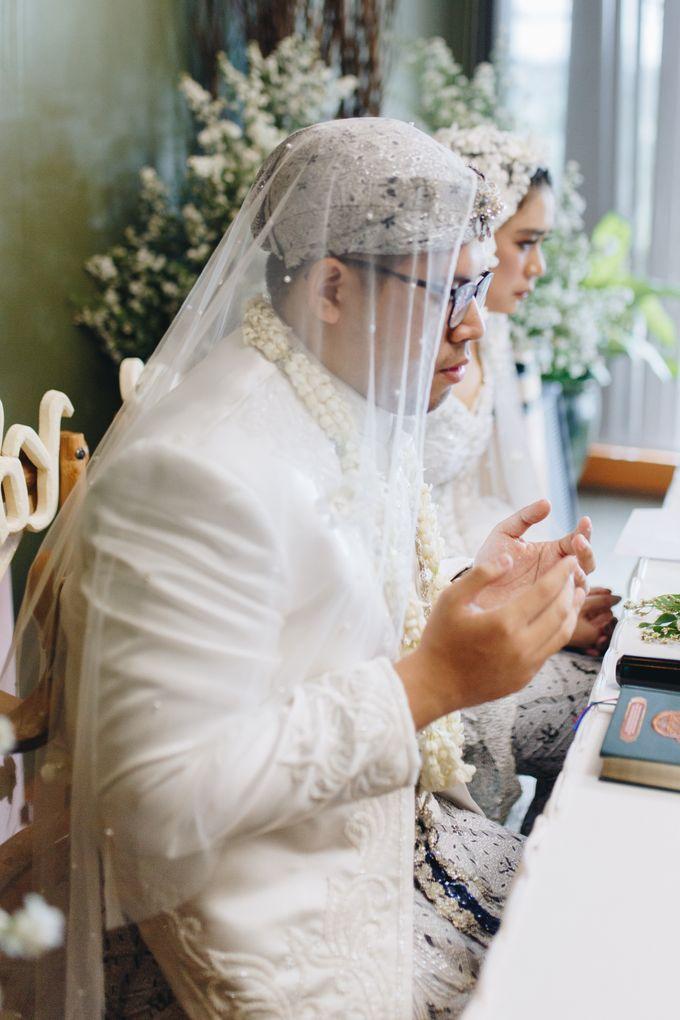 Ardhan & Dhea - Wedding by Flowr Photography - 009