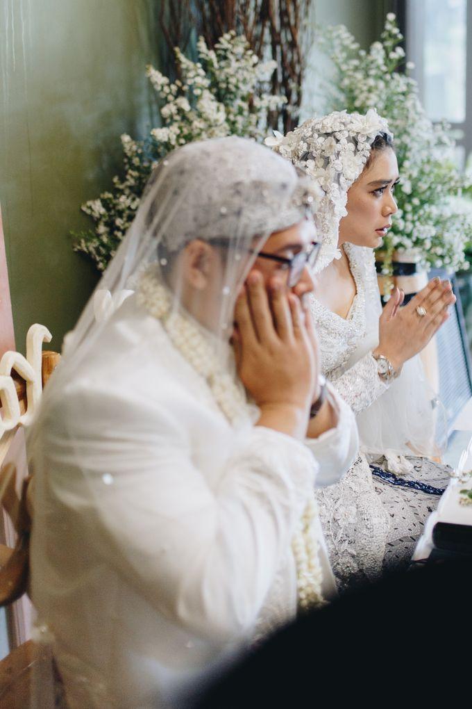 Ardhan & Dhea - Wedding by Flowr Photography - 010