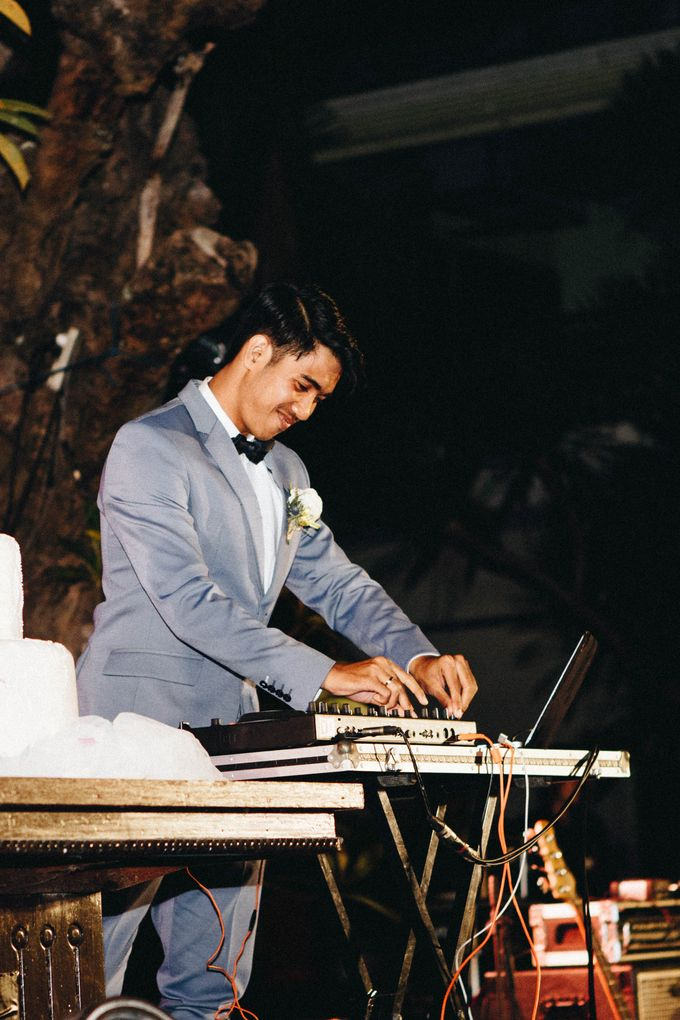 My wedding, my music, my performance for my wife. by DJ PID - 004