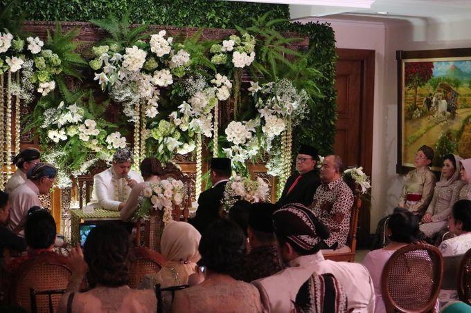 The Wedding Ceremony - Akad Nikah of Puteri & Endra by APH Soundlab - 012