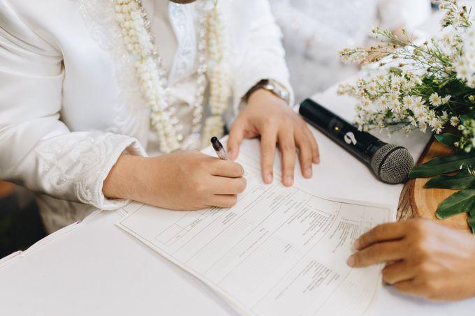 Ardhan & Dhea - Wedding by Flowr Photography - 012